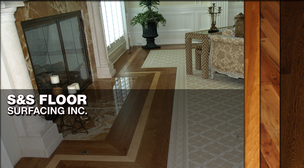 We provide hardwood flooring installation for your living room.