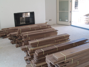 We are a hardwood flooring, Denver company that does brand new hardwood flooring installation