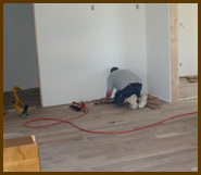 We provide excellent hardwood flooring installation services.